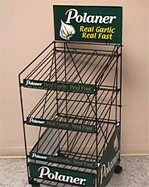 Food POP Wire rack