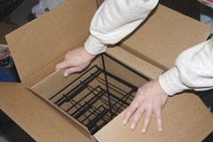 Custom packing and fullfillment